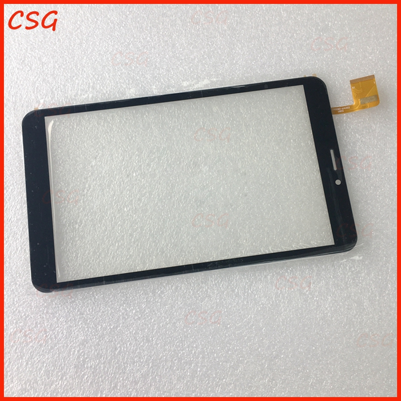 New Touch Screen Digitizer For 8'' Inch ZYD080-64V02 Tablet Touch panel sensor replacement Free Shipping replacement projector lamp with housing elplp23 v13h010l23 for epson emp 8300 emp 8300nl powerlite 8300i powerlite 8300nl