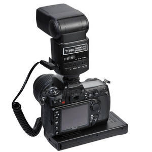 Image 3 - حزمة بطارية فلاش خارجية من Godox CP 80 لبطارية كانون 550EX 580 ex II Speedlite Flash F15197 علبة شاحن سريع الطاقة