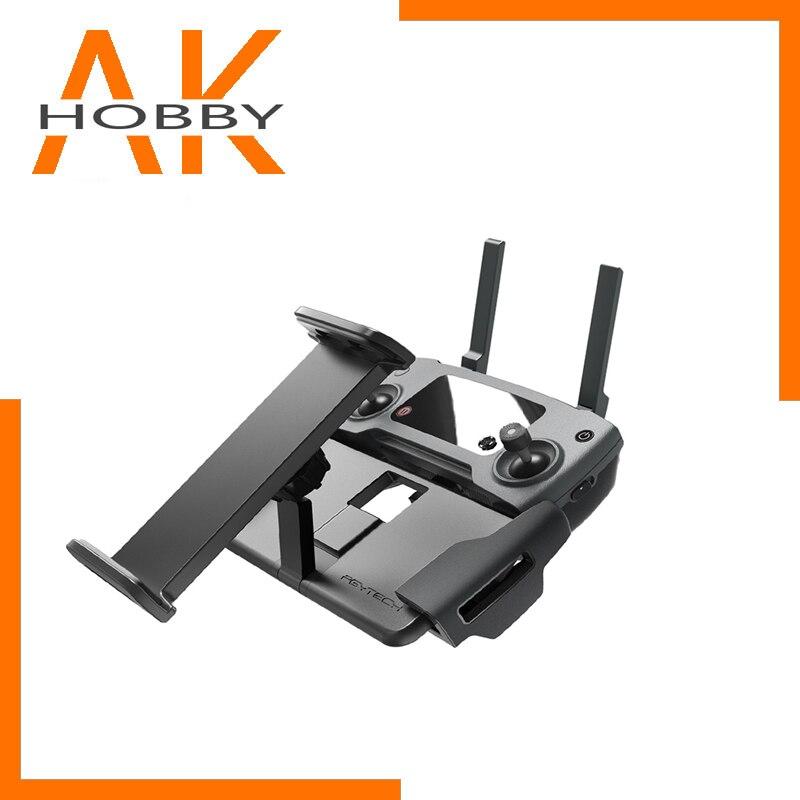 PGYTECH Mavic 2 Pro/Zoom soporte de Control remoto para DJI Mavic Air/Pro/mini Drone para Pad de 7-10 pulgadas soporte Tablte Stander