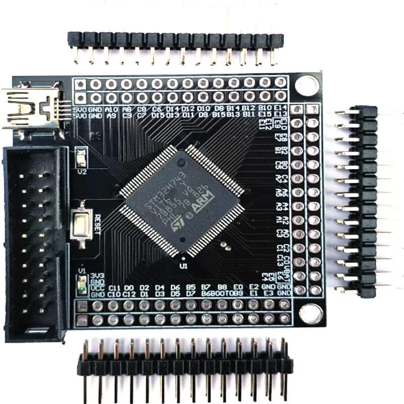 NUCLEO H743ZI Nucleo STM32H7 Series Development Board
