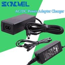 Adaptador de alimentação ca carregador de comutação adaptador dc para yongnuo luz de vídeo led yn300 iii yn360 ii yn600l yn600 ar yn900 yn216