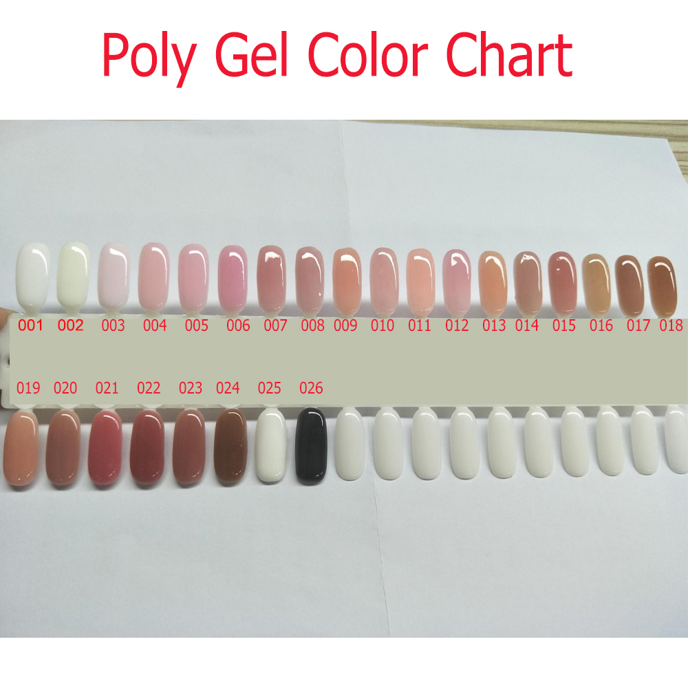 Image 4 - MSHARE Poly Gel 1kg  Nails Gel UV Hard Polygel Soak Off Thick LED Camouflage Gel Builder Gel Acryl Acrylic Acrylgel-in Nail Gel from Beauty & Health