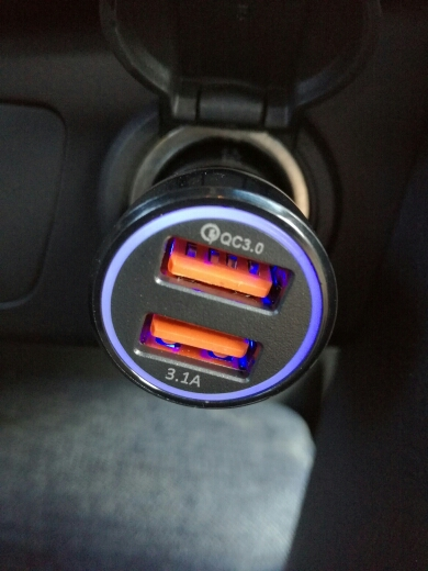 Mobile Phone Charger Car photo review