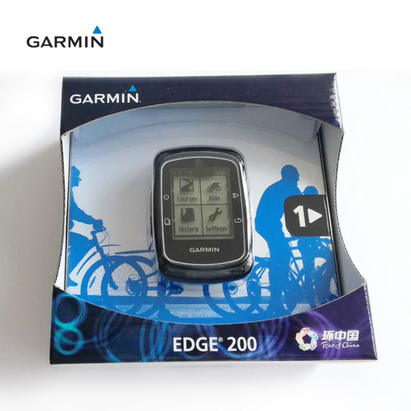 Garmin Edge 200 GPS-Enabled bicycle cycling bike Computer speedometer velocimetro ciclocomputador bicycle accessories garmin edge 810 gps enabled bicycle computer bike computer waterproof bicycle speedometer velocimetro bicicleta