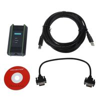 Practical USB Cable Cable PPI MPI OF Programming CD FOR Siemens S7 200 300 400 PLC