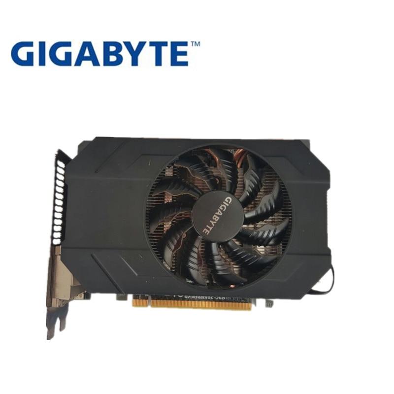 Angemessen Gigabyte Grafikkarte Original Gtx960 2 Gb 128bit Gddr5 Video Karten Für Nvidia Vga Karten Geforce Gtx 960 Dvi Hdmi Verwendet Spiel