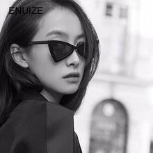 Vintage Small Triangle Sunglasses Women Sexy Retro Cat Eye Sun Glasses Ladies Butterfly Shape Eyeglasses Shades Oculos de sol