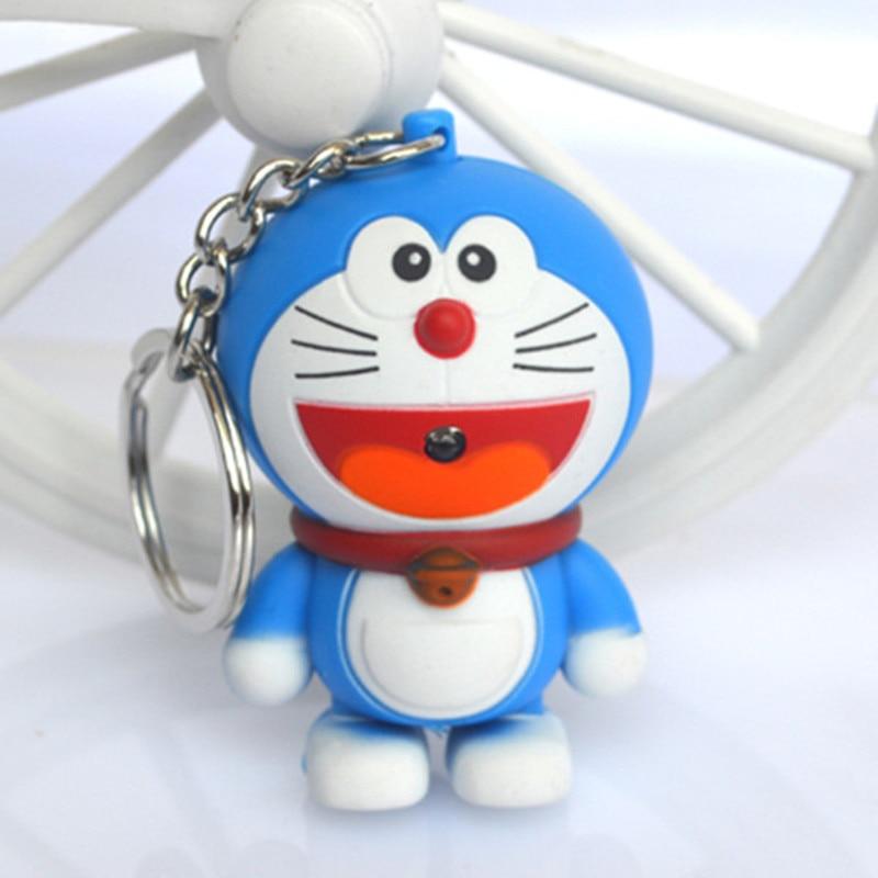 Back To Search Resultstoys & Hobbies New 2019 Anime Pvc Doraemon Figures Creative Cartoon Helmet Doraemon Keychain Cat Doll Pendant Kids Festival Gifts Traveling