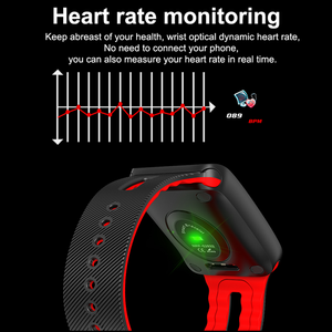 Image 3 - Smart Sport Watch GT98 Heart Rate Men Women Color Bracelet Blood Pressure Fitness Tracker Android IOS Activity Call Message Band
