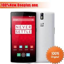 "Original oneplus one phonefdd móvil lte 4g 5.5 ""1080 p snapdragon 801 2.5 ghz ram 16 gb 64 gb android 4.4 nfc"