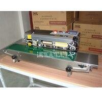 FR800 Automatic Continuous Film Kraft Paper Plastic Bag Melon Peanut Food Tea Foil Foil Powder Packaging