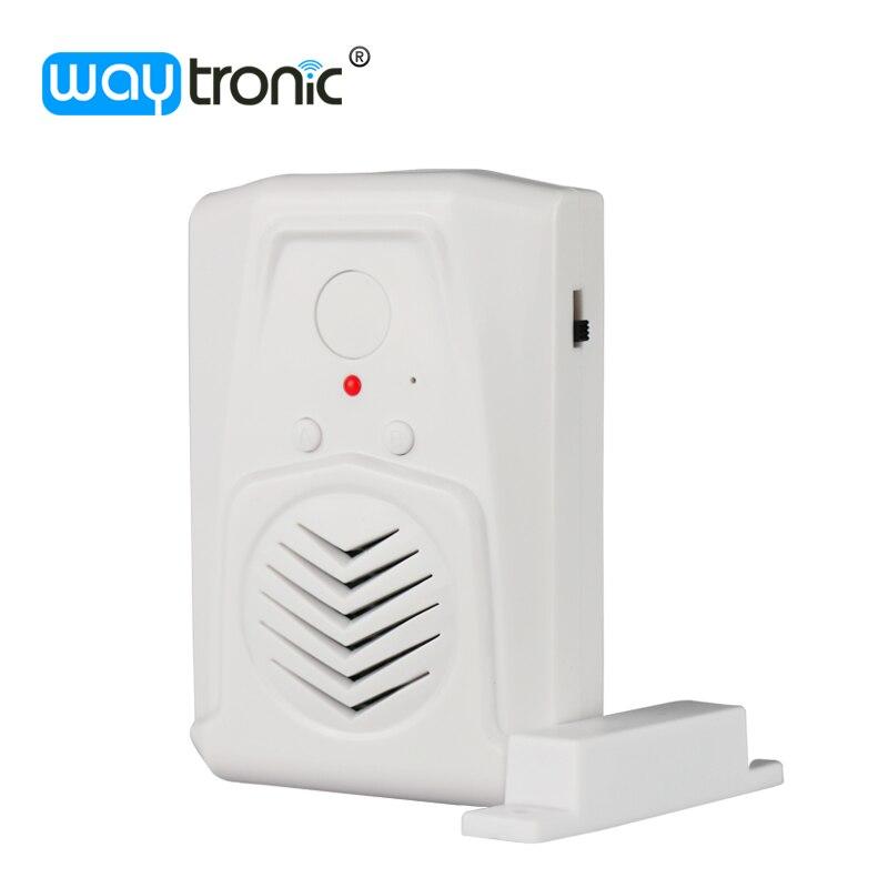 Portable Entry Door Open Sensor Alarm Bell Door Window Magnetic Sensor Induction Doorbell(China (