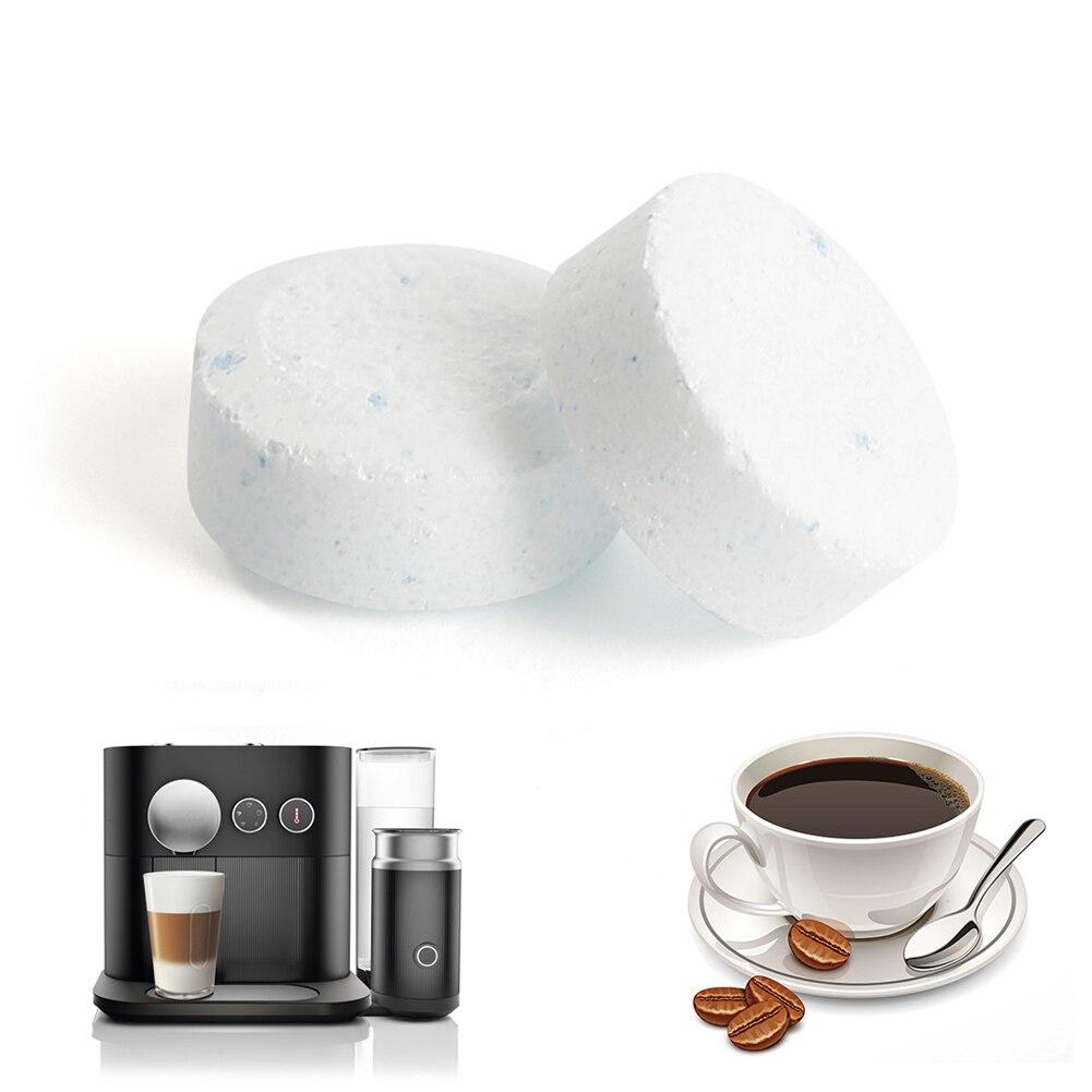 10pcs Coffee Machine Cleaning Tablet Effervescent Tablet Descaling Agent Tassimo Descaler Descaling Tablet Siemens Gaggenau Neff