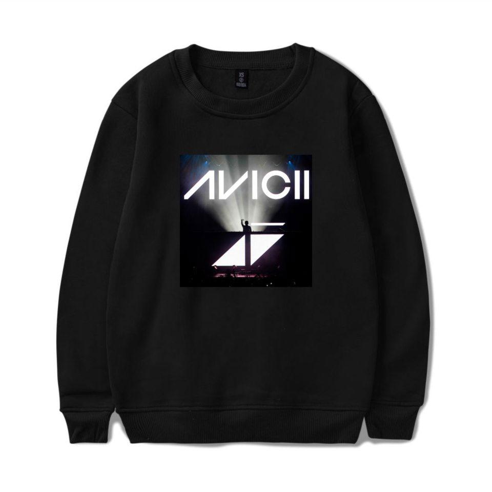 DJ AVICII R.I.P. Spring Sweatshirts Men Fleece Print Hoodies Men/Women Casual Sweatshirt Fashion Tracksuit Hip Hop Pullovers