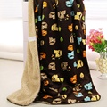 29 styles Baby Blanket Fleece for Newborn Soft Cotton Bedding Girl /Boy Newborn blanket size 76*102