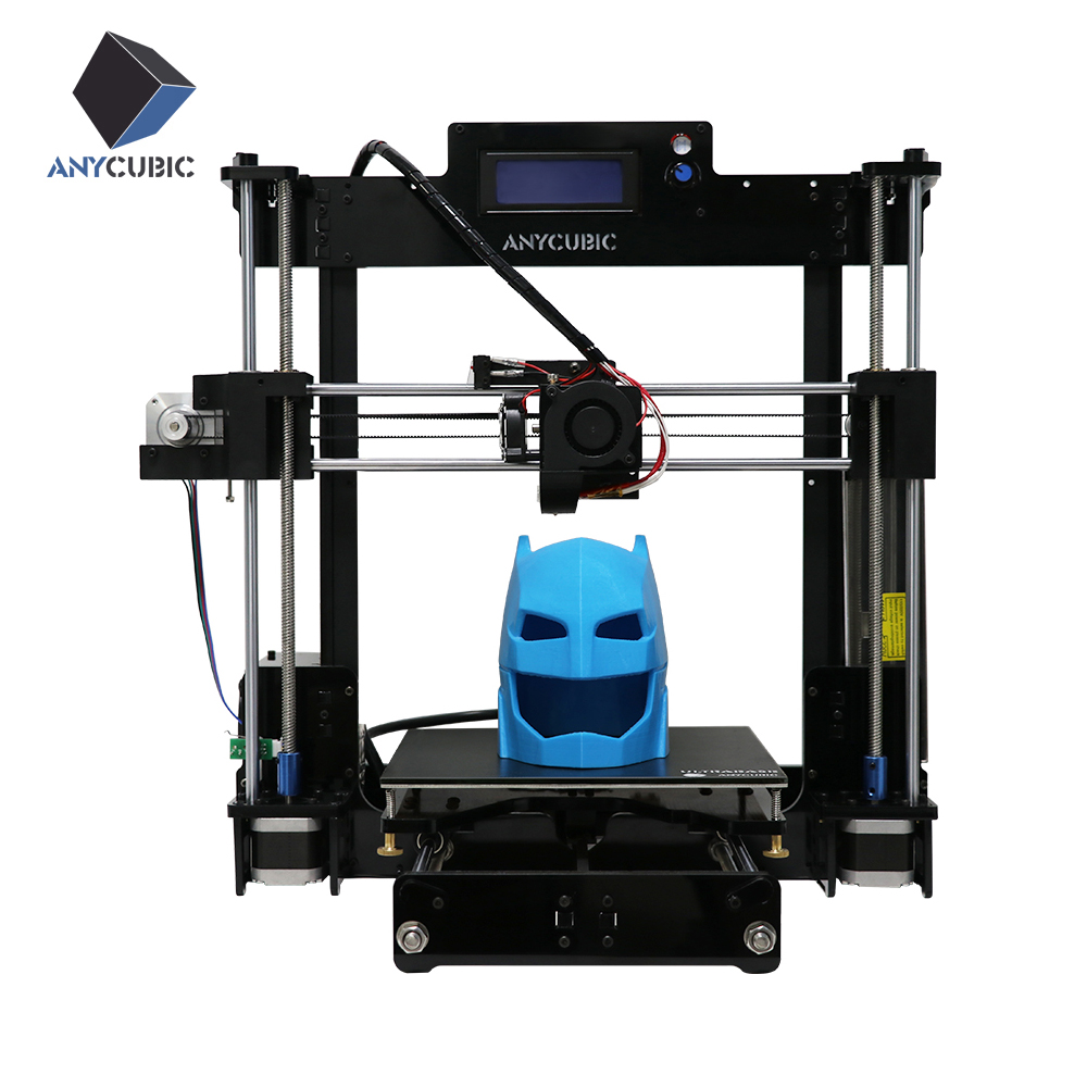 Anycubic 3D printer impresora 3d Newest Upgrade imprimante 3d Prusa i3 3d printer Kit High Precision Ultrabase Platfrom (16)