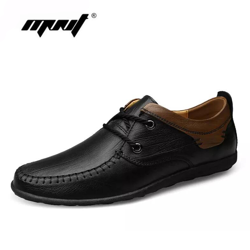 Handmade Genuine Leather Men Shoes Soft Flats Shoes High-quality Outdoor Casual Shoes Men Breathable zapatos hombre zapatillas hombre 2017 fashion comfortable soft loafers genuine leather shoes men flats breathable casual footwear 2533408w