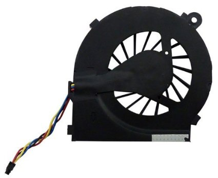 SSEA New laptop CPU Cooling Fan for HP 450 455 2000 G6-1A G6-1B 685086-001 688281-001 CPU FAN 4PIN Free Shipping image