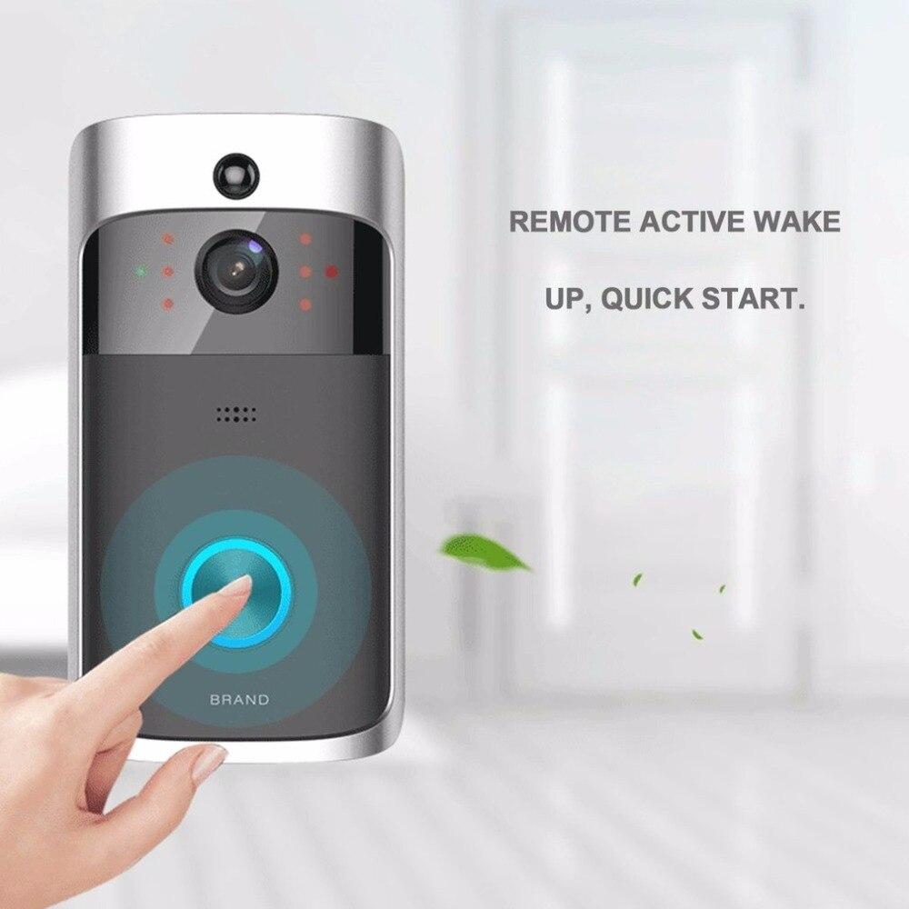 VSTARCAM D1 HD 720P Wireless Doorbell Smart Camera Viewer Home Security System