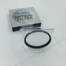 Choose Size Kenko lens 37MM / 40.5MM/ 43MM /46MM / 49MM / 52MM/ 55mm / 58mm UV Filter For Canon nikon sony Pentax(China)