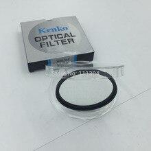 Wybierz rozmiar obiektywu Kenko 37MM / 40.5MM/ 43MM /46MM / 49MM / 52MM/ 55mm / 58mm filtr UV do Canon nikon sony Pentax