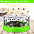 High Quality Mosquito Repeller 1pc Flytrap Pest Catcher Killer for Hotel Indoor Automatic Caught Fly Killer Flies Killers