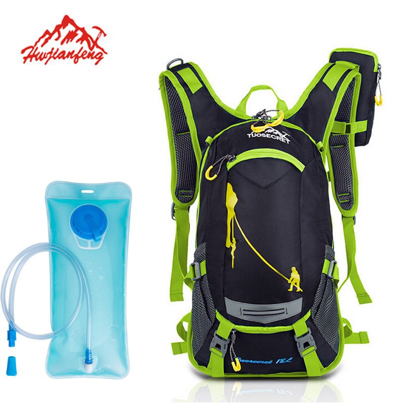 Hydration Set Cycling Backpack Outdoor Trail Trekking Hiking Bicycle Bag Camelback Vest Pack Sport Running Bags Water Bladder