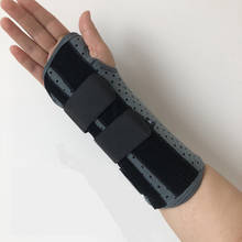 Medical Arm Wrist Splint Adjustable Protective Brace Supports  Breathable Joint Sprain Guard