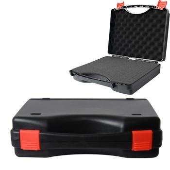Skrzynka narzędziowa plastikowy przyrząd schowek na okulary Box odporny na uderzenia futerał ochronny wyposażenie obudowa na urządzenie wyposażenie z wstępnie wyciętą pianką tanie i dobre opinie Przypadku toohr 230x180x45mm Z tworzywa sztucznego