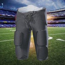 Для взрослых и детей мягкие шорты защитное нижнее белье для бедер и ягодиц Pad Сжатия Футбол Баскетбол велосипед волейбол скейтборд