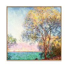 100% Hand Painted Impressionist Landscape Painting On Canvas Wall Art Wall Adornment Picture Painting For Living Room Home Decor painting the impressionist landscape