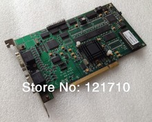 Industrial equipment board graphics card MuTech IV-410 REV.C IV410-8MB REV-C2 PCI OGP device part