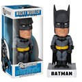 DC UNIVERSE BATMAN BOBBLE HEAD BRAND NEW WACKY WOBBLER
