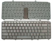 Новая Клавиатура США Для Dell inspiron 1400 1420 1425 1520 1540 1521 1525 1526 1545 1500 XPS M1330 M1530 Silver клавиатура