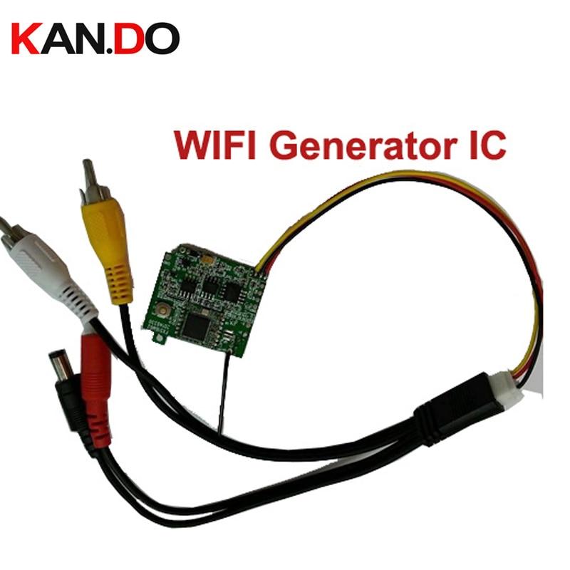 For Rusia wifi chip wireless transmitter wifi tramsitter DIY wifi camera CCTV security wifi generator FPV transmitter цены онлайн
