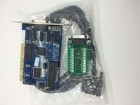 DIY 3 axis CNC Router PCI NC Studio Card Controller Control System Board CNC Router Kits Parts NC Studio