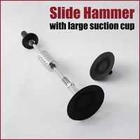slide hammer with suction cup dent puller remover dent tools auto car body work hand tools bodywork garage workshop equipment
