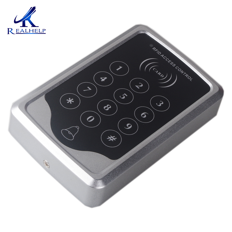 Single Door Access Controller with Keypad Wall Mounted Security RFID Door Access Control System Keypad Entry Door Lock access control all in one machine reader entry door keypad lock access control system for office family