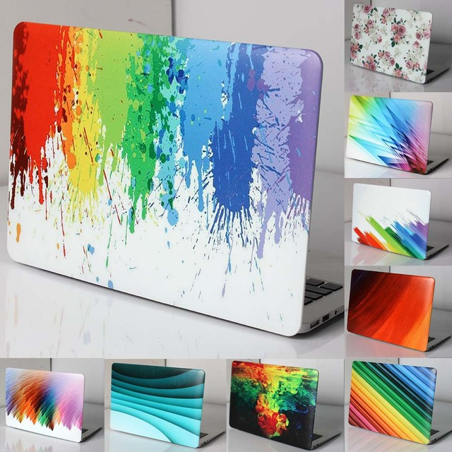 Carry360 Color Print Hard Case For Macbook Air 11 13 Pro Retina 12 133 15 Inch