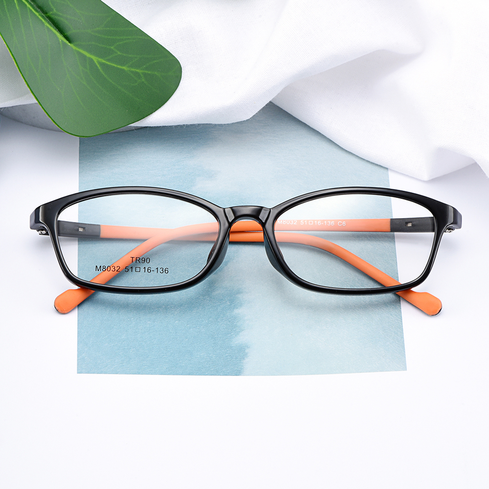 69f552b9f9d BAONONG New Arrival Contracted Design Ultralight TR90 Full Rim Optical  Glasses Frames For Women Prescription Eyeglasses