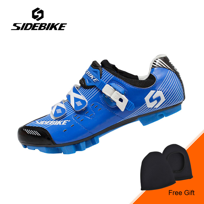 Sidebike Outdoor Mountain Bike Bicycle Shoes Breathable Self-locking Shoes Non-slip MTB Cycling Shoes Sapatos Zapatos ciclismo santic new design cycling shoes men outdoor road bike shoes self locking shoes non slip bicycle shoes sapatos with 3 colors