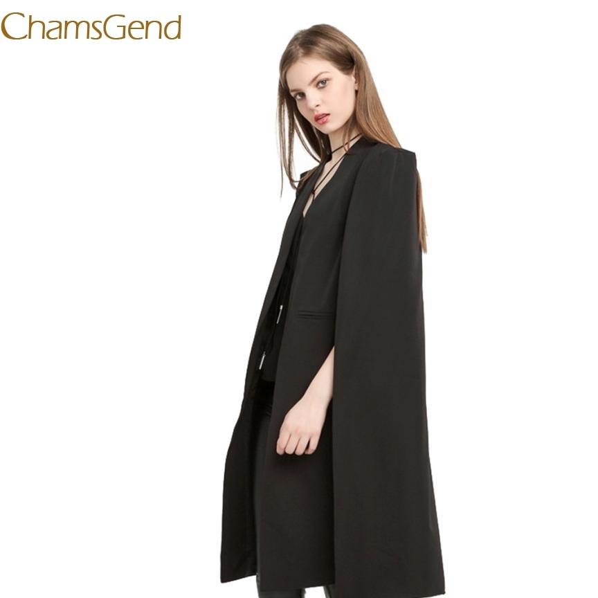 Online Get Cheap Black Cape Coat -Aliexpress.com | Alibaba Group