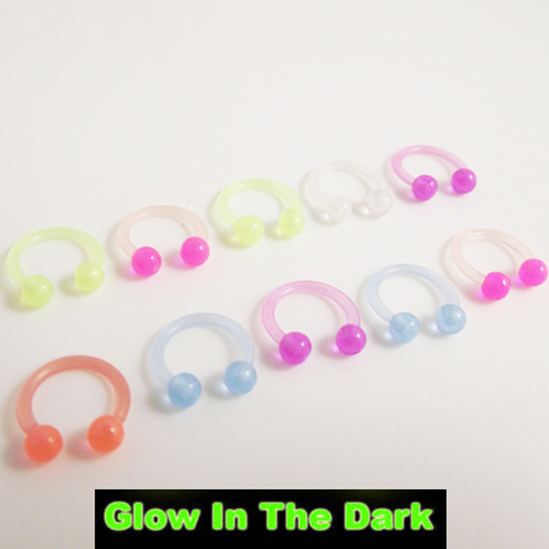 5Pieces Glow In The Dark...
