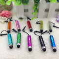 100pcs/pcs 3.5 mm dustproof plug high quality popular Mini Capacitive Stylus Touch Pen For Ipad,For Iphone for htc