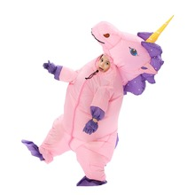 Little Pony Inflatable Costume Unisex Adult and Kid Christmas Helloween Party Fancy Show