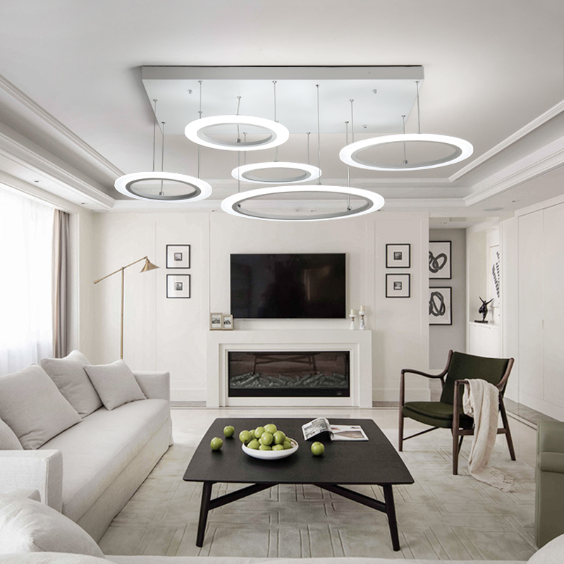 LED Ceiling lights Modern led lamp for Living Room Bedroom Dining Room Kitchen Home Lighting luminaire plafonnier lampara techo dimmable led ceiling lights fixture modern luminaire plafonnier led for living room kitchen bedroom indoor ceiling lamp