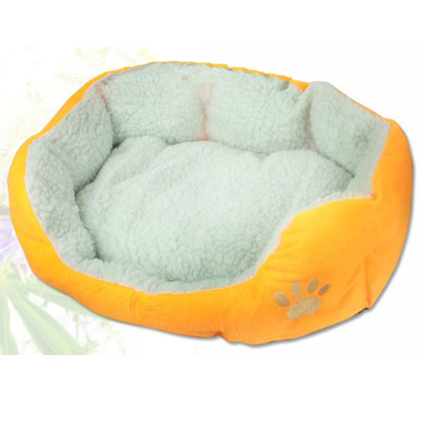 Eco-friendly Cotton Nest Bed for Small Medium and Large Cats and Dogs