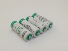 4PCS/LOT New Genuine SAFT LS17500 17500 3.6V 1100MAH Lithium Battery Batteries Made in France Free Shipping