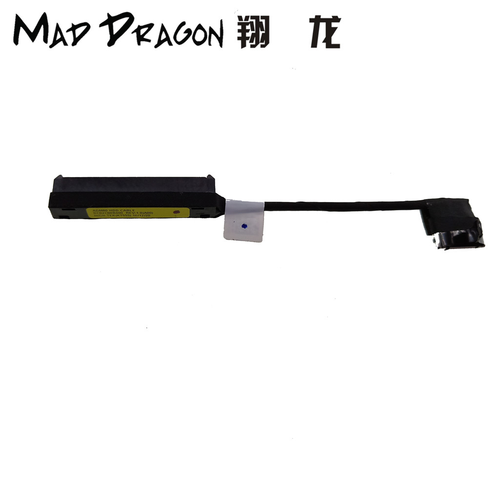 MAD DRAGON Brand Laptop <font><b>Hard</b></font> <font><b>Drive</b></font> HDD Connector Flex Cable For <font><b>Dell</b></font> Precision 15 M3510 3510 Latitude E5570 <font><b>E5470</b></font> 4G9GN 04G9GN image