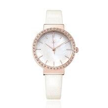 Модные Серебристые для женщин часы 2018 Высокое качество ультра тонкий кварцевые часы женские элегантные женские часы под платье Montre Femme